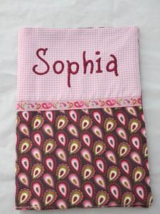 U-Heft Hülle Sophia