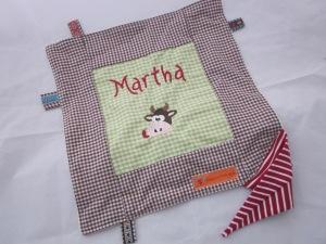 Schnuffeltuch Martha