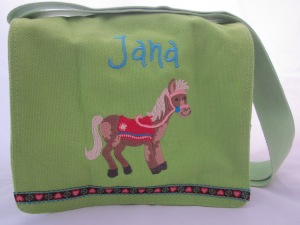 Tasche Jana apfelgrün