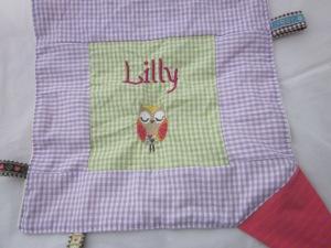 Schnuffeltuch Lilly