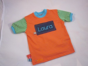 Namenshirt Laura