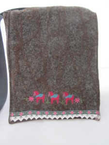 Walktasche Dalarnapferdchen