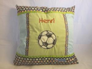 Henri, Fussball