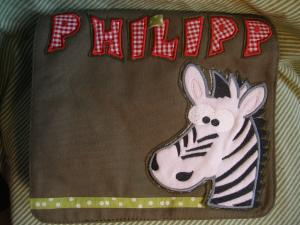 Tasche Philipp (Zebra)