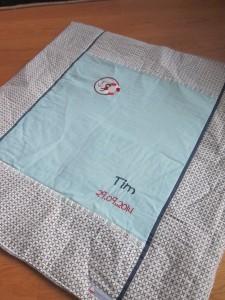 Einschlagdecke extra groß TIM