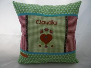 Kissen Claudia
