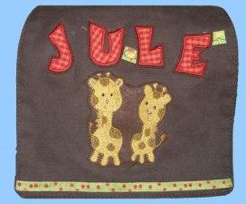 Tasche Jule 2 Giraffen