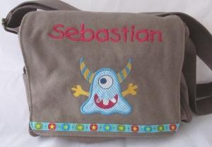 Tasche Sebastian Einauge
