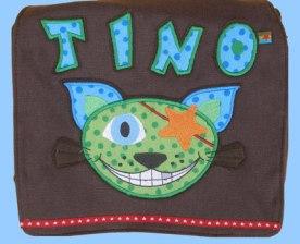Tasche Tino Peppernose grün