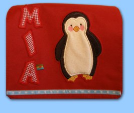 Tasche Mia Pinguin