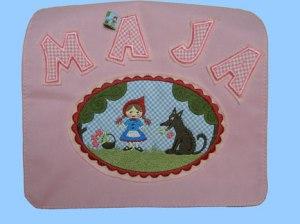 Tasche Maja Rotkäppchen