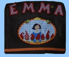 Tasche Emma Schneewittchen