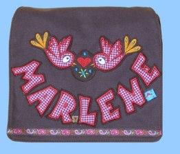 Tasche Marlene Spiegelwaldvögelchen