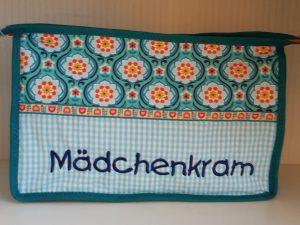 Kulturtasche MÄDCHENKRAM