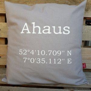 Ahaus (grau)