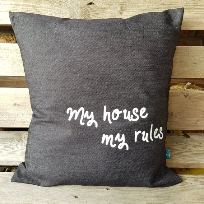 My house, my rules Jeans