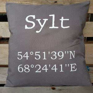 Sylt Dralon dklgrau