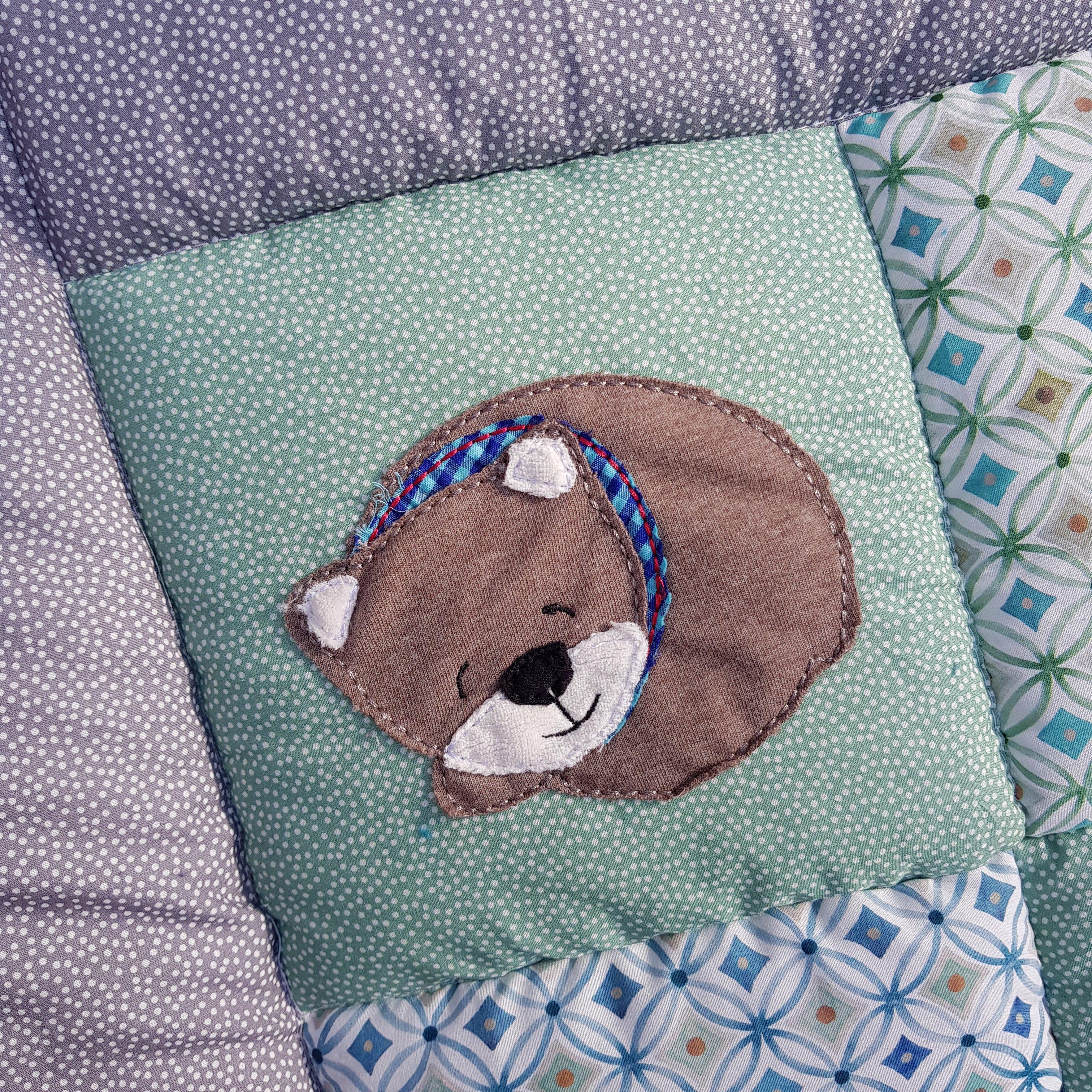 Bär (Woody von Steinbeck/Kunterbuntdesign)