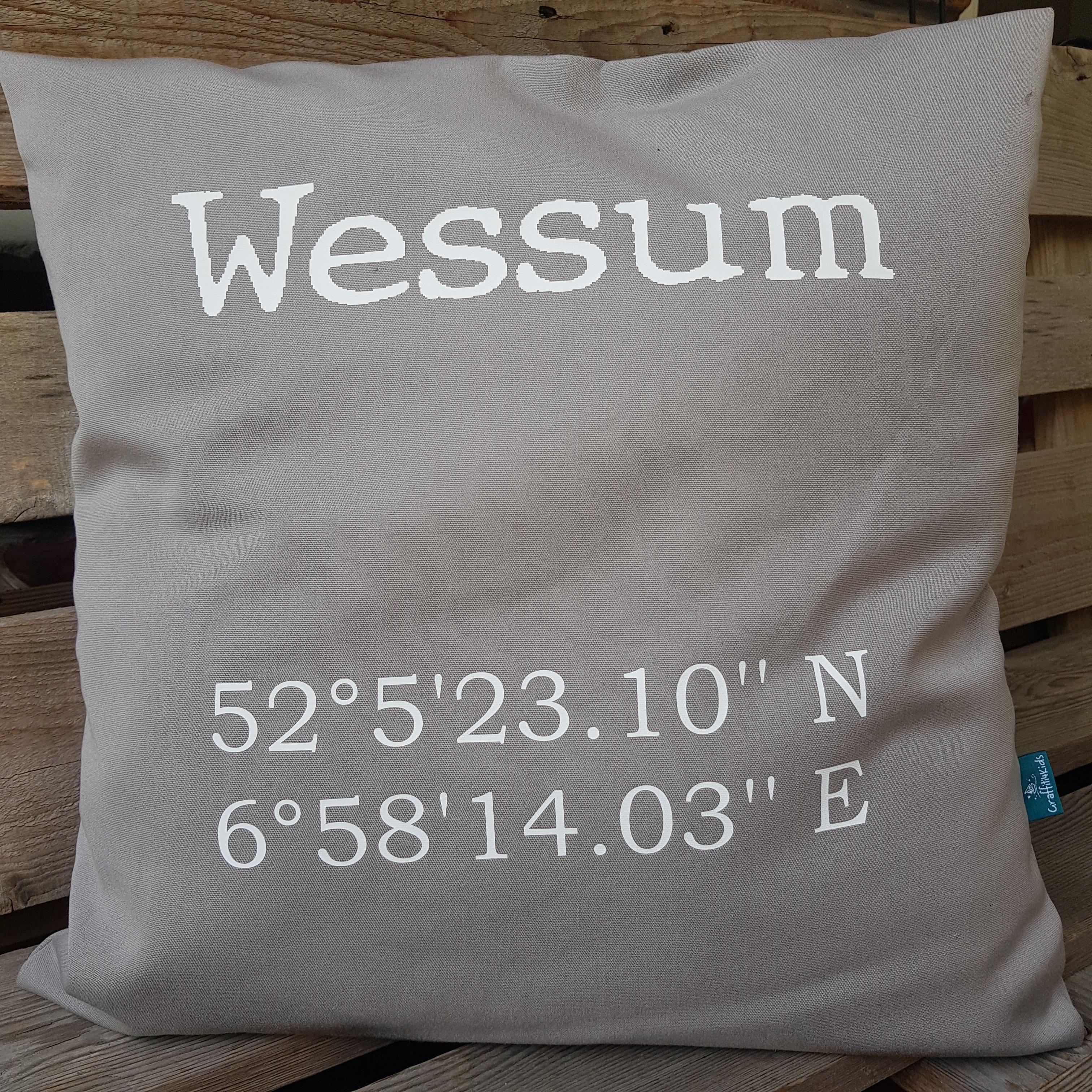 WESSUM Dralon hellgrau